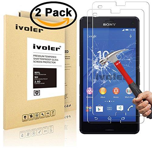2-pack-pellicola-vetro-temperato-sony-xperia-z3-compact-ivolerr-protezione-antigraffi-anti-riflesso-