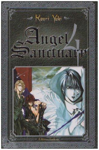 Angel Sanctuary De Luxe Tome 4