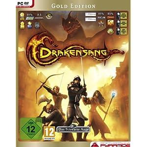 Das schwarze Auge: Drakensang – Gold Edition [Software Pyramide]