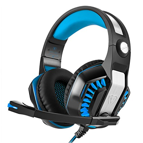 ikoco-gm-2-gaming-headset-for-ps4-xbox-one-pc-laptop-smartphone-tablet-cell-phone-blue-stereo-led-he