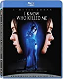I Know Who Killed Me [Blu-ray] [Import italien]
