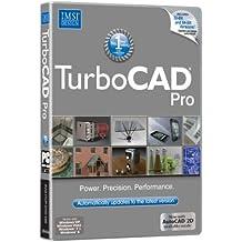 TurboCAD Pro 20 (PC) [DVD-ROM] [DVD-ROM][Importado de Reino Unido]