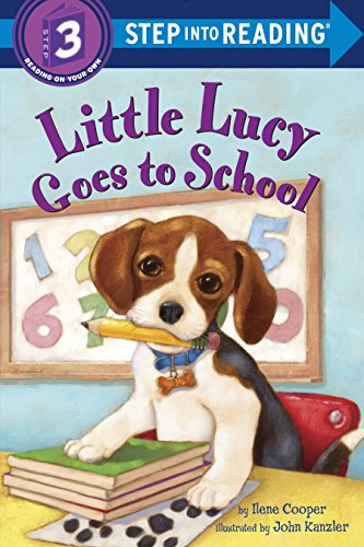 Little Lucy Goes to School (Step Into Reading, Step 3) por Ilene Cooper