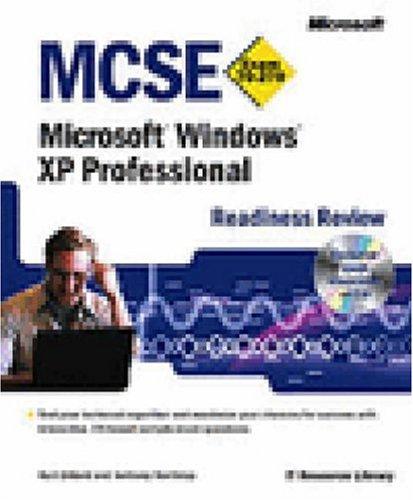 MCSE Windows XP Professional Readiness Review (Mcse Readiness Review) por K. Dillard