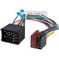 ISO-BMW.17 - Conector iso universal para instalar radios en BMW, Land Rover, Rover y Mini