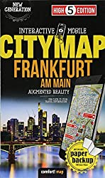 Interactive Mobile CITYMAP Frankfurt: Stadtplan Frankfurt 1:16 000 (High 5 Edition CITYMAP Collection)