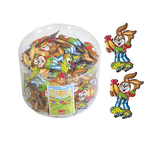 Preisvergleich Produktbild Skaterhase,  C&C-Dose 500 g / Schokolade Hase Ostern Osterhase