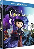 Coraline - Blu-ray 3D active [Blu-ray 3D]