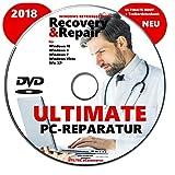 Recovery & Repair CD DVD f�r Windows 10 & 7 & 8 + Vista + XP PC REPARATUR F�hrt jeden Rechner wieder hoch ! NEU Bild