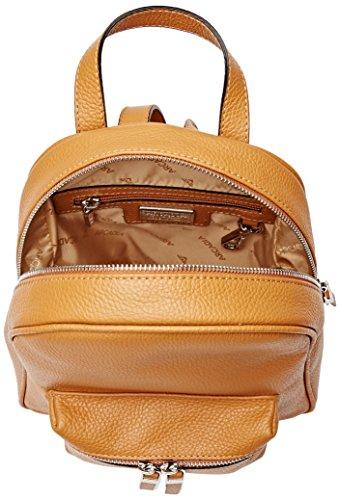 Arcadia Damen Roxie Rucksackhandtaschen, 14x27x23 cm Marrone (Cuoio)