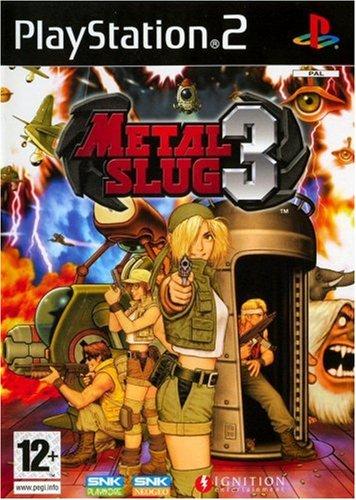 Metal slug 3 - Playstation 2 - PAL
