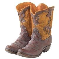 Zingz & Thingz 38447 Cowboy Boot Planter