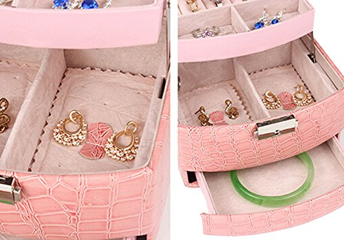 butterme-Joyero-Chica-3-capas-1-cajn-organizador-de-joyas-reflejada-Mini-viaje-caso-con-candado-de-seguridad-para-viaje-hogar
