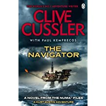 The Navigator: NUMA Files #7 (The NUMA Files) (English Edition)