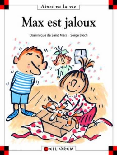 Max et Lili (28) : Max est jaloux