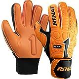 Rinat Fenix 2.0 AS - Guanti da portiere da bambino, colore arancione, taglia 5