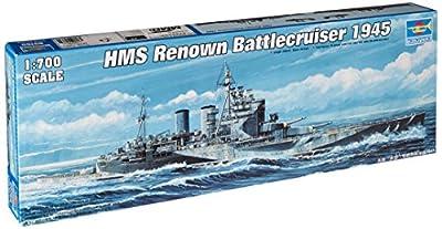 Trumpeter 1:700 - HMS Renown Battlecruiser 1945