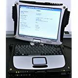 Notebook 10.2 Panasonic Toughbook CF-19 2 GB y 3 GB/4 GB