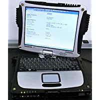 Notebook 10.2 Panasonic Toughbook CF-19 2 GB y 3 GB/4 GB