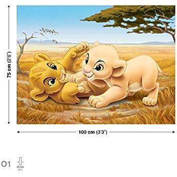 Fond Decran Disney Le Roi Lion Simba Et Nala