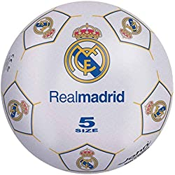 Real Madrid - Balon 23 cm (Smoby) (50931)