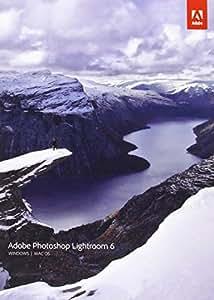 Adobe Photoshop Lightroom 6 deutsch | Windows/Mac | Disc