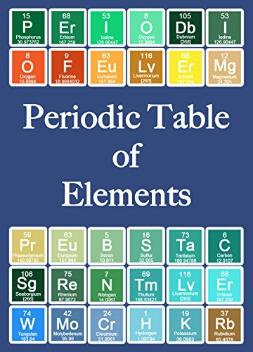 Periodic Table of Elements (Science eBook) (English Edition) eBook ...