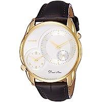 Citizen Analog White Dial Men's Watch - AO3008-07A