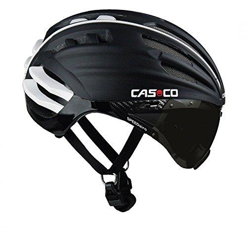 Casco Erwachsene Helm Speedairo, Schwarz, 54-58, 15.04.1502.M