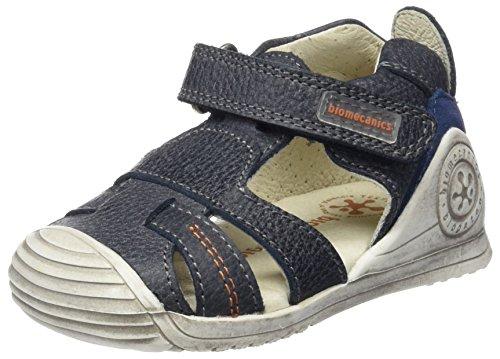 Biomecanics 172146, chaussures premiers pas garçon Bleu