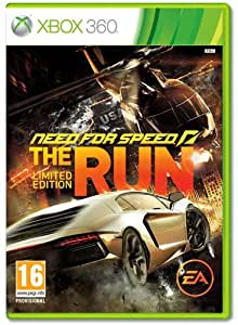 Need for Speed: The Run - Limited Edition (Xbox 360)