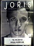 Joris - 10.10.15 Osnabrück - Veranstaltungs-Poster A1-39