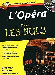 L'Opéra pour les nuls (1CD audio)