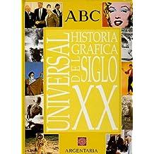 HISTORIA GRÁFICA DEL SIGLO XX. Álbum de láminas fotográficas. Sin cromos.