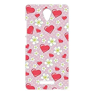 a AND b Designer Printed Mobile Back Cover / Back Case For Xiaomi Redmi Note 2 (RMI_N2_3D_1965)