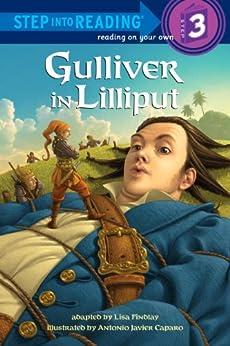 Gulliver in Lilliput (Step into Reading) von [Findlay, Lisa]