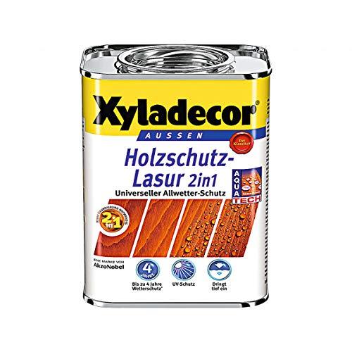 Xyladecor Holzschutzlasur 2in1 Aussen, 5 Liter, Farbton Kiefer