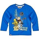 LEGO Star Wars Chicos Camiseta mangas largas - Azul