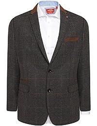 c9b5a3134b388 Amazon.co.uk  Brown - Blazers   Suits   Blazers  Clothing