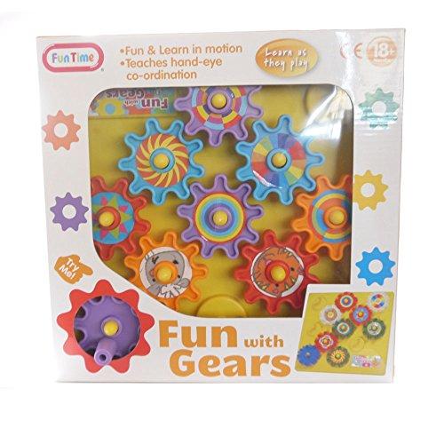 Fun Time Fun with Gears Toy