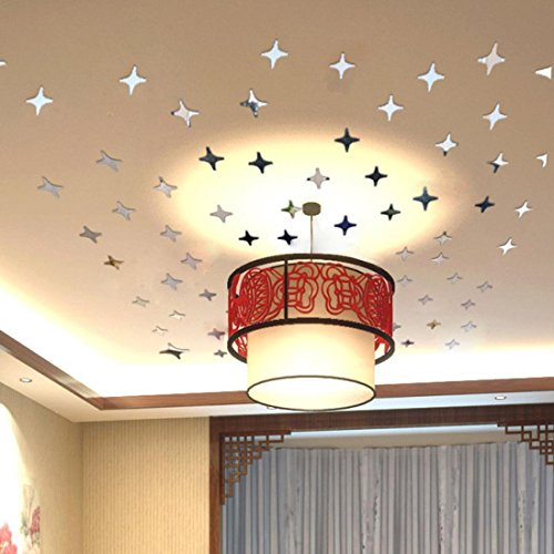 oyedens-50pcs-set-acrylic-art-3d-cross-diy-wall-ceiling-mirror-stickers-home-room-decals