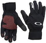 Oakley Winterbekleidung Core Windstopper Gloves - Guantes de esquí para Hombre, Color Negro, Talla M
