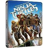 TEENAGE MUTANT NINJA TURTLES (2014) 3D+2D STEELBOOK Blu-Ray (kein deutscher Ton) NEU&OVP
