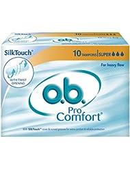 o.b. Pro Comort Super Tampons Heavy Flow  (10 pieces)