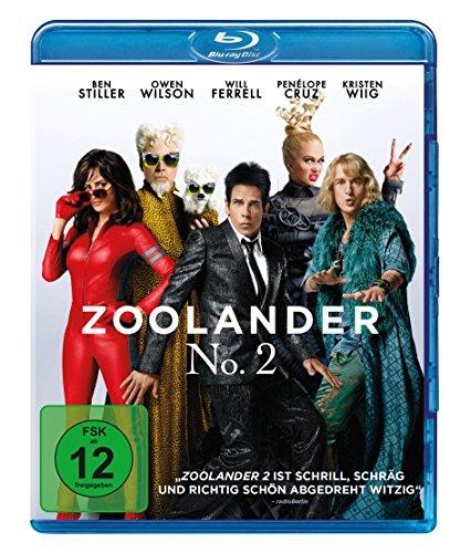 Bild von Zoolander 2 [Blu-ray]