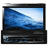 Tristan Auron BT1D7007 Autoradio | 7,0'' Touchscreen | Navi | DAB / DAB+ | Freisprechfunktion | USB/SD | CD/DVD | 1 DIN
