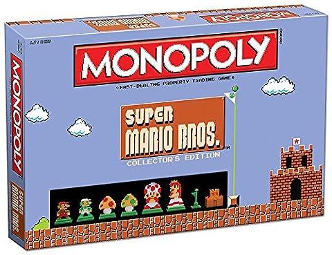 Monopoly: Super Mario Bros Collector