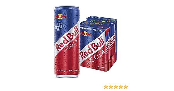 Red Bull Kühlschrank Tankstelle : Red bull simply cola er pack ml amazon