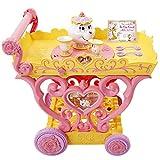 Disney Prinzessinnen Belles Teewagen mit Zubehör
