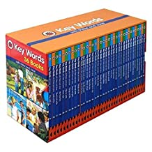 Key Words With Peter And Jane Collection (36 Copy Box Set) By Ladybird
